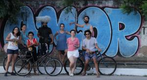 Equipe do curta-metragem Picivetagem (2015)