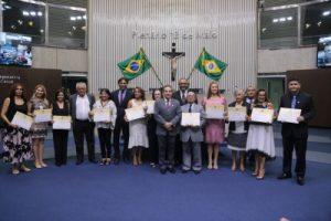 Dia do bibliotecário na Assembleia Legislativa do Ceará