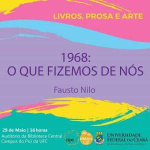 Palestra Fausto Nilo