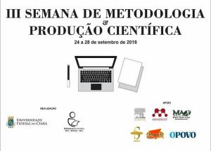 III Semana de Metodologia e Produção Científica