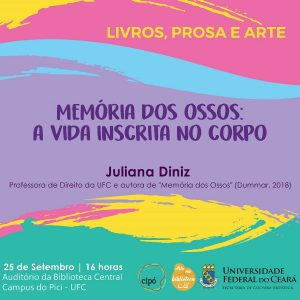 Palestra Profa. Juliana Diniz