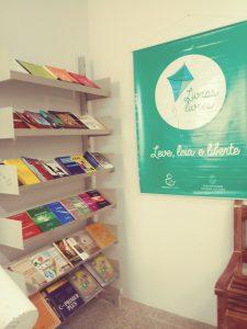 Livros Livres na Biblioteca do Campus de Sobral