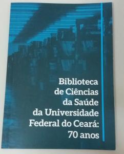 Livro em homenagem aos 70 anos da Biblioteca de Ciências da Saúde