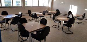 Sala de estudo coletivo da BCCR 2